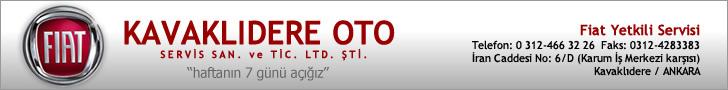 Kavaklıdere Oto | Ankara | Reklam